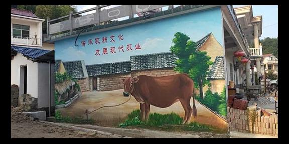浦东新区文化墙彩绘市场行情