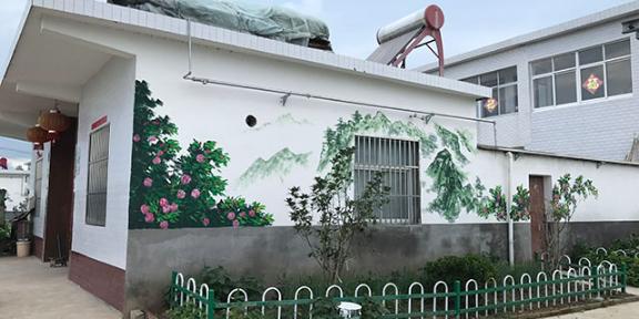 吴江区文化墙彩绘免费咨询
