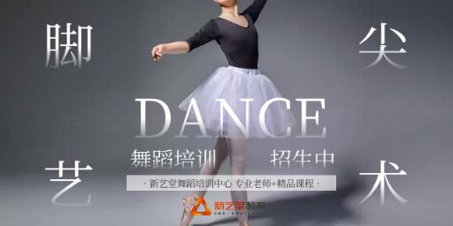 值得信赖的舞蹈培训大概需要多少钱 诚信服务「新艺堂教育培训供应」
