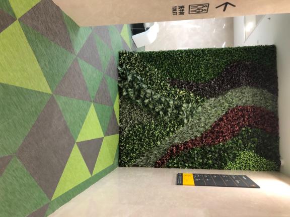 杭州展廳PVC編織地毯哪里買