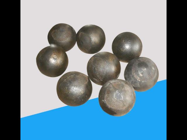 三門峽耐磨材料鋼球「欒川縣金元耐磨材料供應」