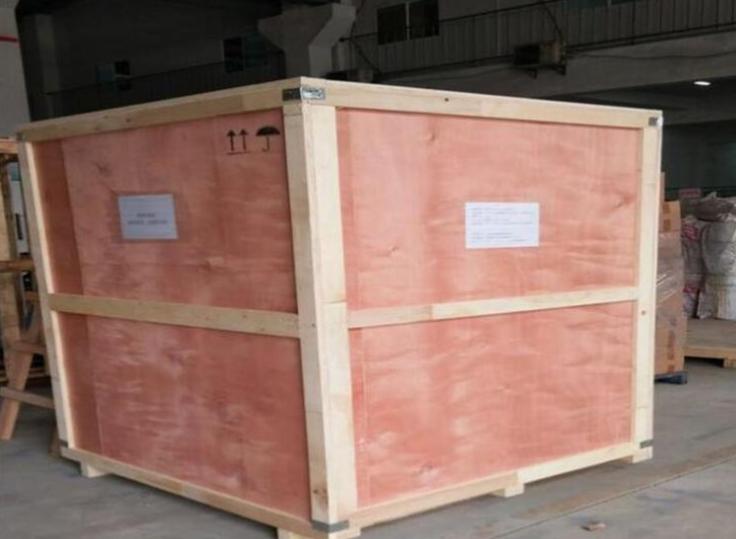 浦東鋼邊木箱價格,箱