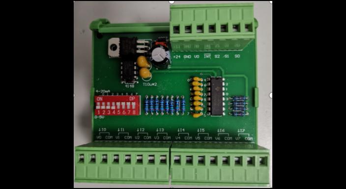 江苏智能八路模拟开关板怎么用,八路模拟开关板