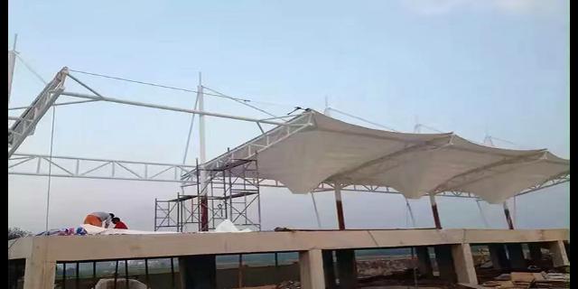 常州膜結構零售價 誠信互利 上海久嶼建筑工程供應
