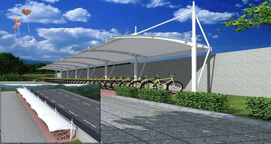 北京車棚膜結構 值得信賴 上海久嶼建筑工程供應