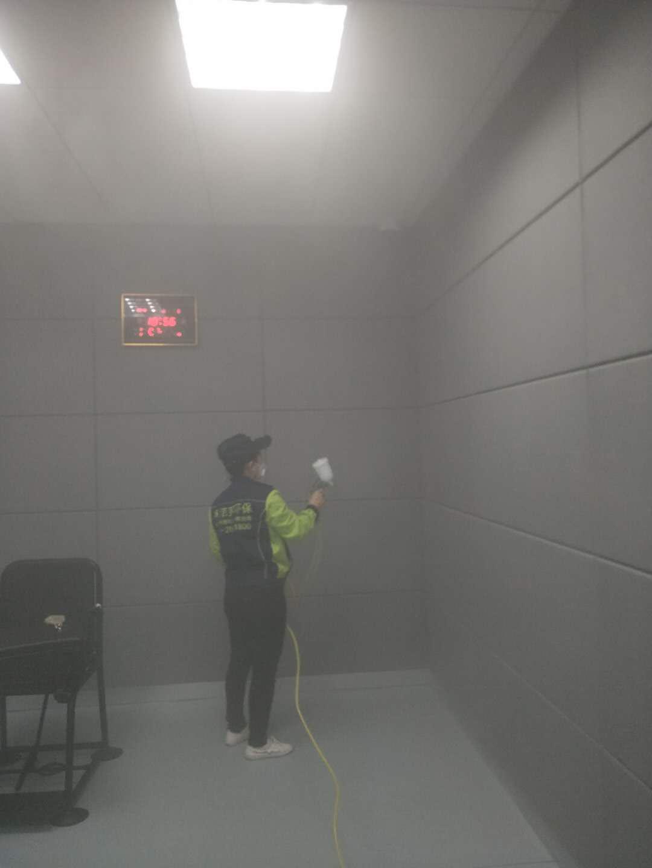 瑪納斯縣的空氣檢測公司,空氣檢測