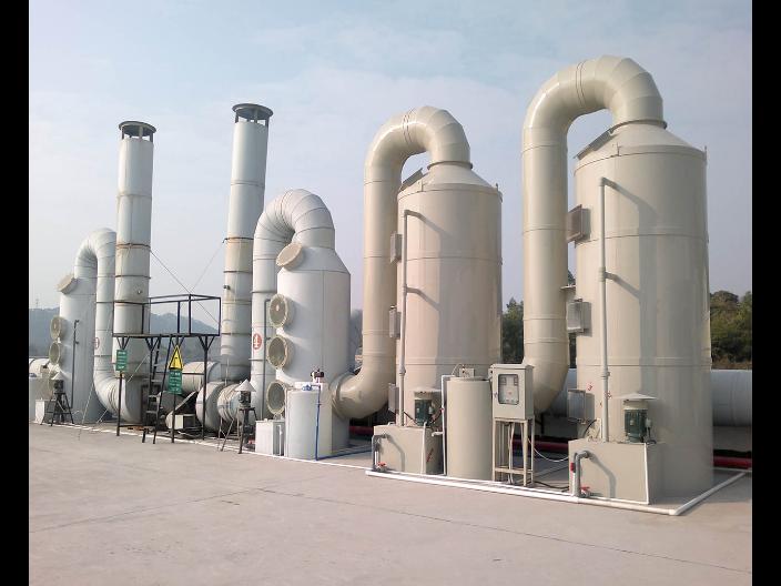 郑州废气处理设备厂家供货 九发供