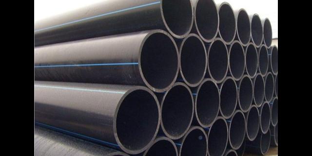 黄山孔网钢带聚乙烯复合管,管