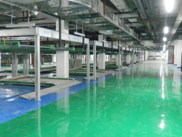 兩層鏈條式停車設備生產商「江蘇暢悅智能科技供應」