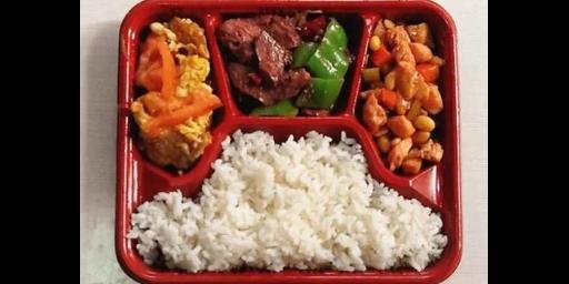 姑苏区办公楼快餐配送价格「 昆山大众团膳供应」