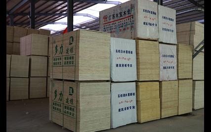 淮安实木工程木方模板厂家直销,板