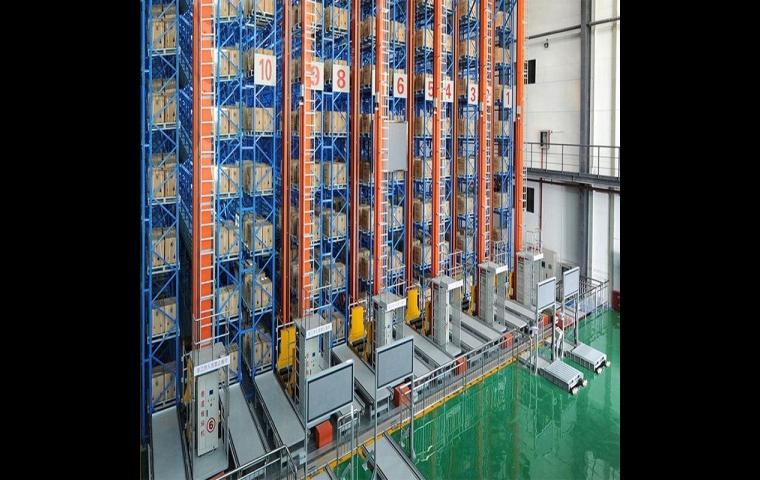 安徽全自动立体仓库供应商 欢迎咨询「江苏鹤奇工业自动化设备供应」