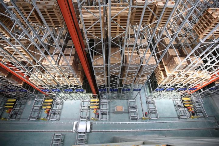 淮安倉庫堆垛機銷售廠 值得信賴 江蘇鶴奇工業自動化設備供應
