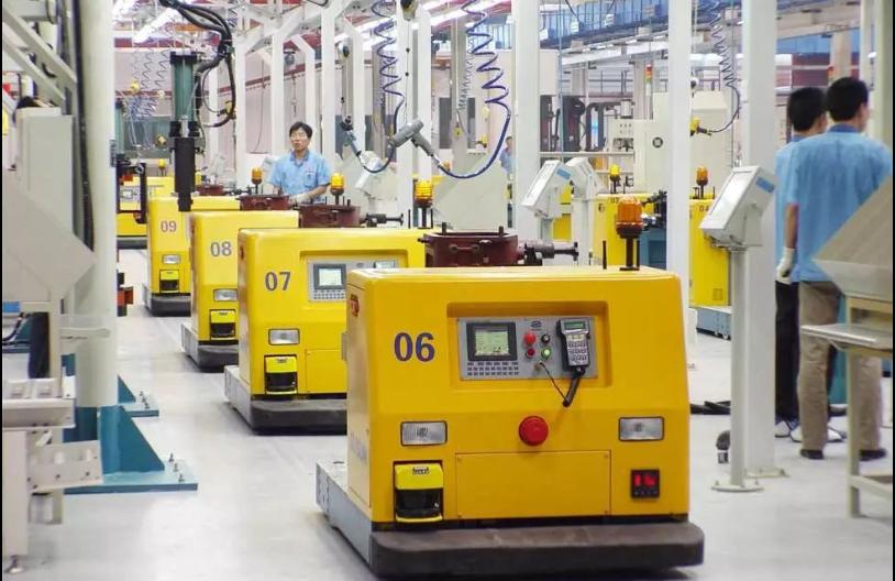 淮安自主导航AGV厂家供应 欢迎咨询 江苏鹤奇工业自动化设备供应