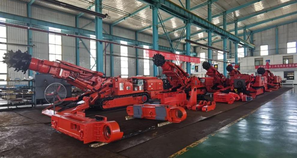 苏州煤矿掘锚机供应商家 欢迎咨询 江苏佳煤机械供应