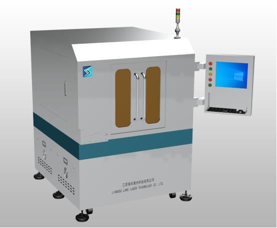 激光切割玻璃的优越性激光引致应力切割技术超越了传统的玻璃切割