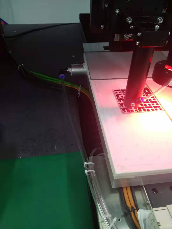 丝印玻璃皮秒激光切割机