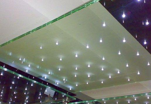 河南办公室隔断调光玻璃加工 上海晶束实业供应