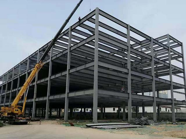 合肥钢结构哪家专业「先锋供应」