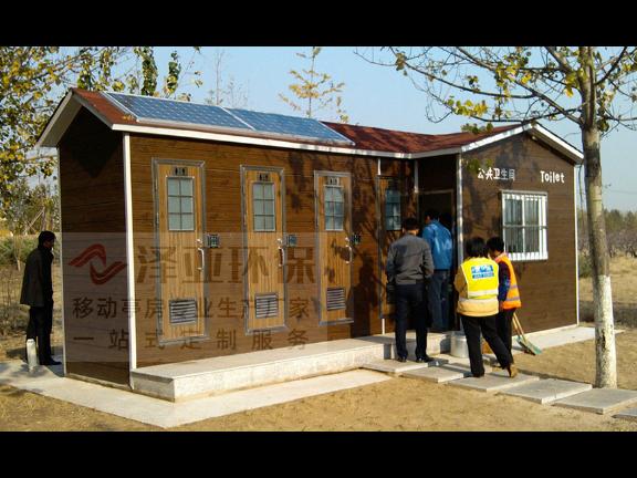 安徽移动厕所 服务为先 江苏泽亚环保科技供应