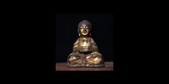 南城食品铜佛像包装盒