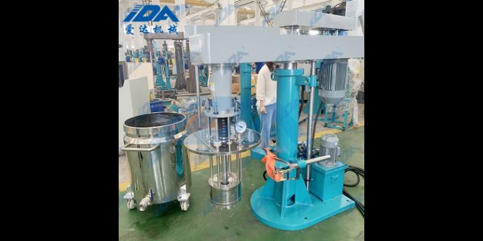 上海陶瓷砂磨机哪家强 欢迎来电 江阴市爱达机械供应