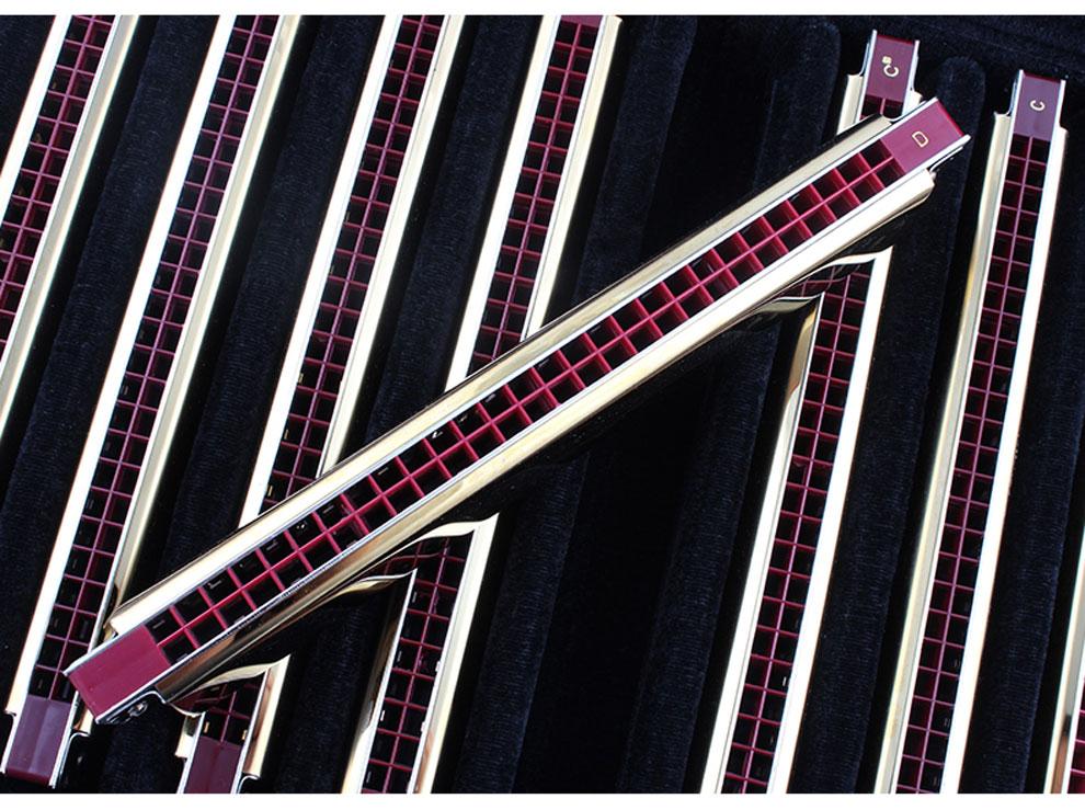 河南28孔復音口琴培訓中心 口琴制造商「江蘇東方樂器供應」
