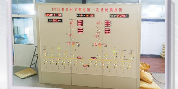 天津模拟屏制作