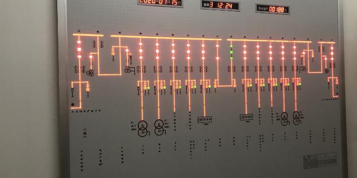 北京电力模拟屏制作 诚信互利「江阴市华迪电气设备供应」