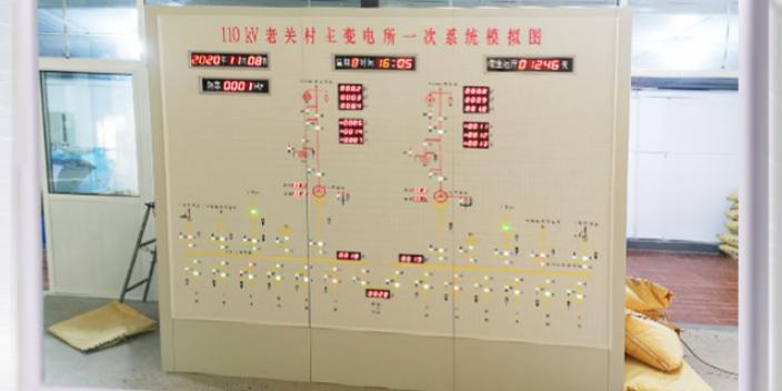 江苏智能模拟屏接线 值得信赖「江阴市华迪电气设备供应」