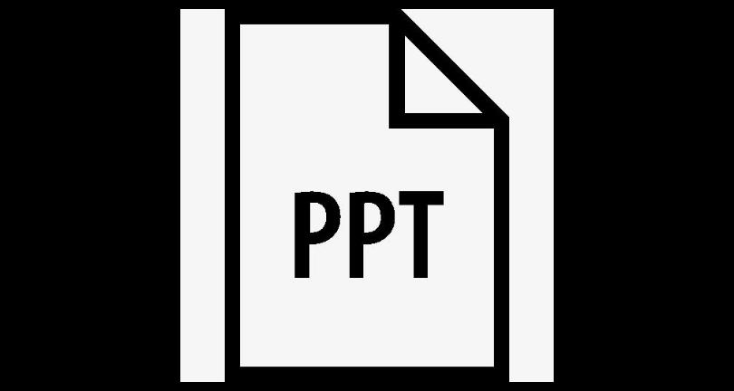 PDF格式轉PPT格式