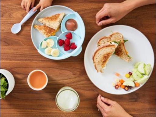 安徽6个月-5岁竹纤维儿童餐具,竹纤维儿童餐具