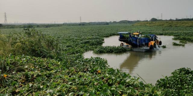 青岛河道水库保洁 信息推荐 无锡市金兆鑫环保科技供应