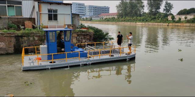 广东打捞船采购 来电咨询 无锡市金兆鑫环保科技供应