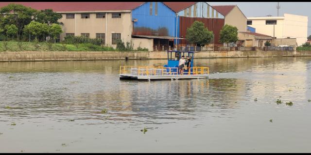 哪家水莲蓬垃圾收集船好 服务为先 无锡市金兆鑫环保科技供应