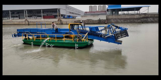 山东水莲蓬垃圾收集船价格,收集运输船