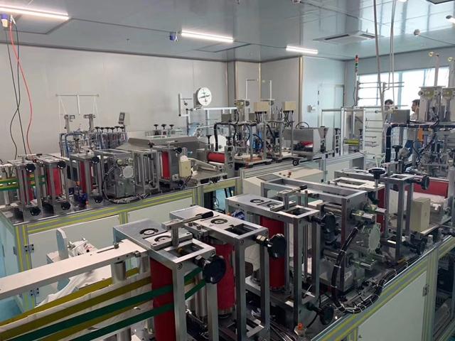深圳口罩生产厂 欢迎咨询「凯达泰克智能装备供应」