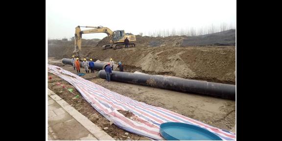 上海管道沟槽开挖宽度技术 抱诚守真「上海凯琴建筑工程供应」