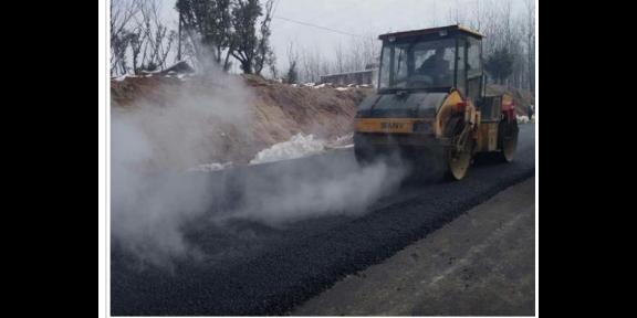 昆山沥青路面成本「上海凯琴建筑工程供应」