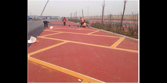 嘉善路面沥青混凝土「上海凯琴建筑工程供应」