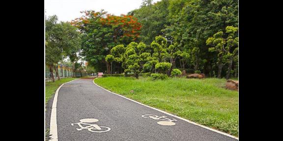 昆山彩色沥青路面喷涂「上海凯琴建筑工程供应」