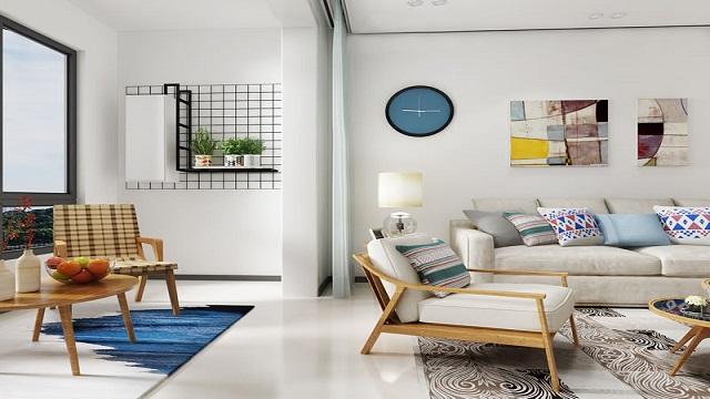 岳陽出租房裝修多少錢 服務至上 湖南空間榜樣裝飾設計工程供應
