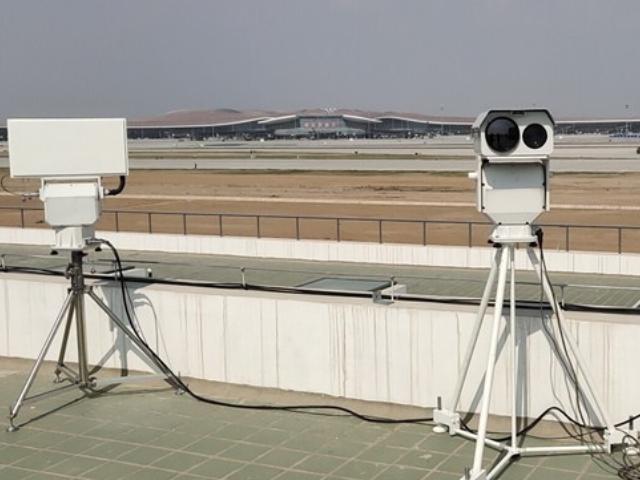 福建反無人機系統監獄機場景區,反無人機系統