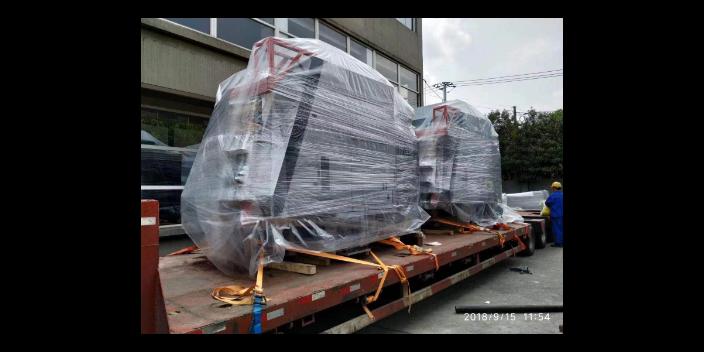 上海機加工工廠搬遷圖片 昆山安磐裝卸搬運供應
