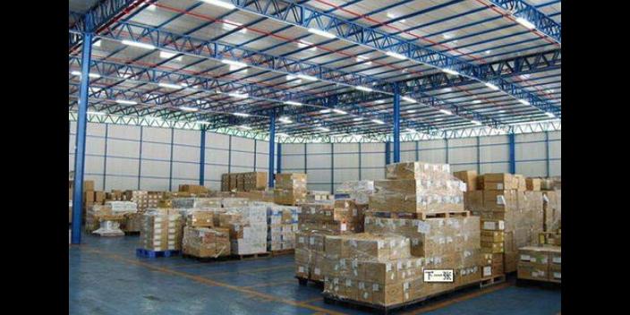 建邺区全程货物仓储流程