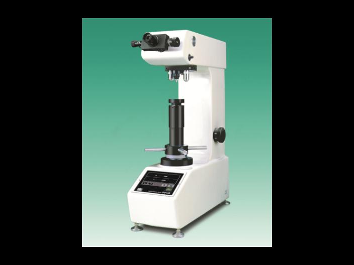 重庆金属硬度检测显微硬度计压痕