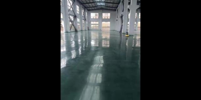 衢州密封固化剂地坪工程施工工艺