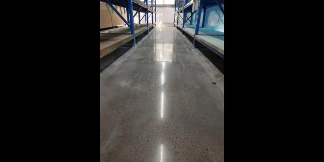 绍兴固化剂地坪怎么做