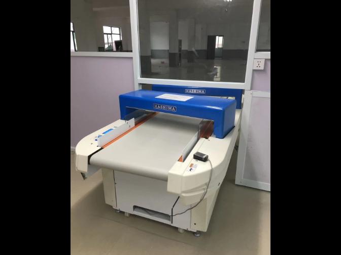 广州HASHIMA双探头检针机供应商 诚信为本 昆山日羽机械设备供应
