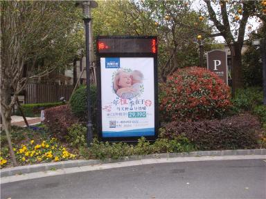 江西質量社區燈箱性價比,社區燈箱